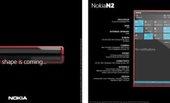 Nokia N2: 6 inch display, 4GB RAM and 21MP Pureview