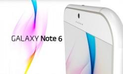 Samsung Galaxy Nota 6 : 6GB de memoria RAM para el lanzamiento en…