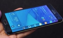 Samsung Galaxy Nota 7 Borde revelada: La siguiente visualización curva de Samsung!